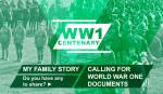 My Family Story – WWI