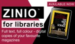 Try Zinio for Libraries!