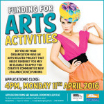Creative Communities New Zealand Funding Round